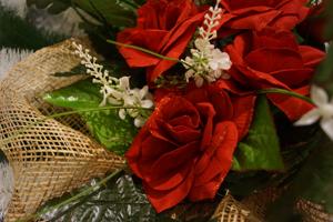 образец благодарности за помощь в похоронах