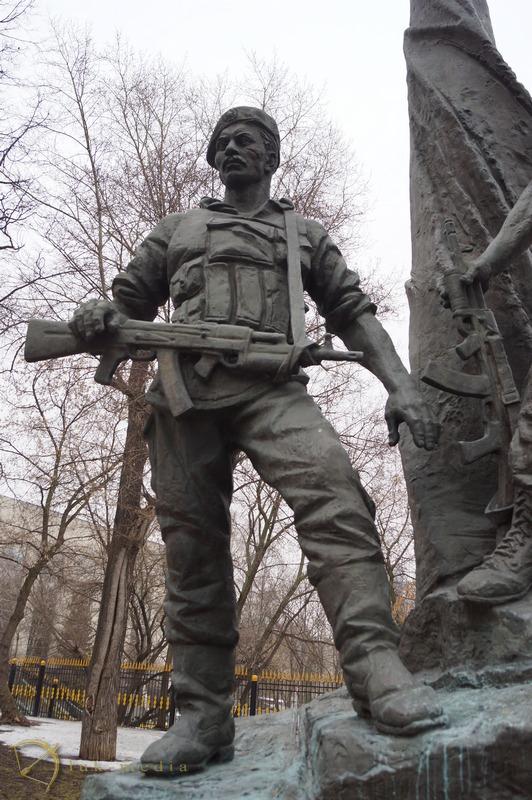 памяти 6 роты монумент