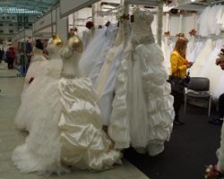реклама свадебного магазина одежды