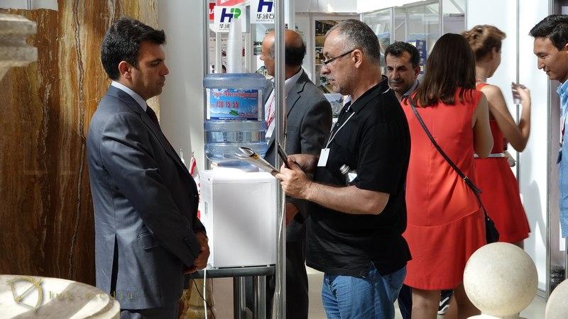 выставка Индустрия камня 2016 семинары