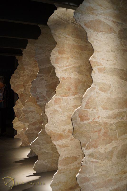 Итальянский каменный театр Marmomacc 2016