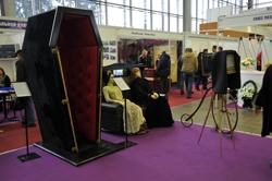 некрополь 2012 похоронная выставка москва
