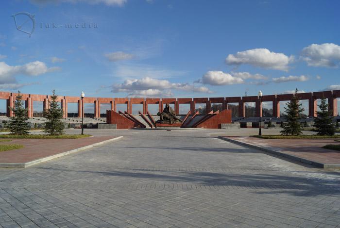 федеральное военное мемориальное кладбище мытищи