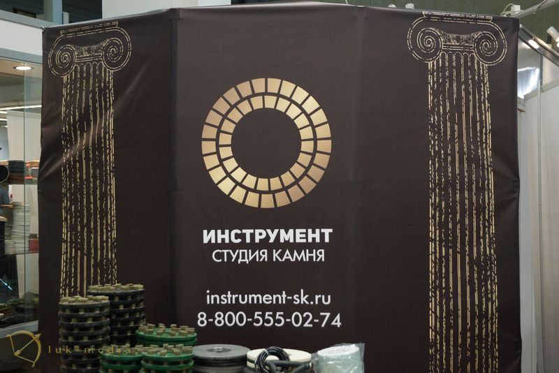 студия камня Некрополь 2016