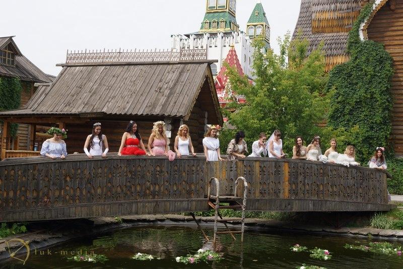 парад невест 2016 кремль измайлово