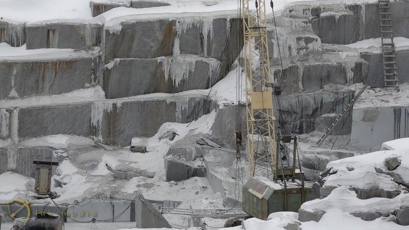 Сибирский гранитный карьер Екатеринбург