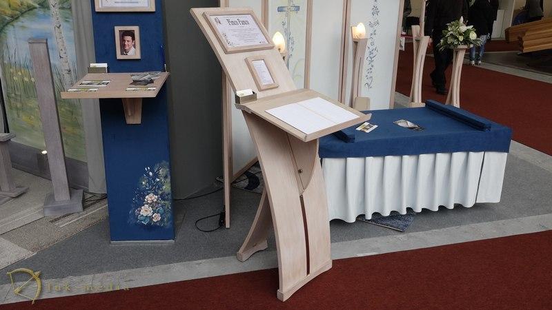 TANEXPO 2016 похоронная выставка