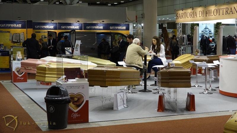 Выставка для похорон и кладбищ TANEXPO 2016
