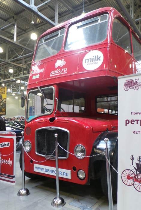выставка старинных автомобилей и антиквариата 2013