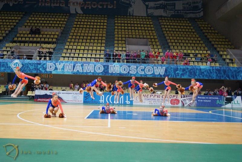 Чемпионат и Первенство России по черлидингу 2015