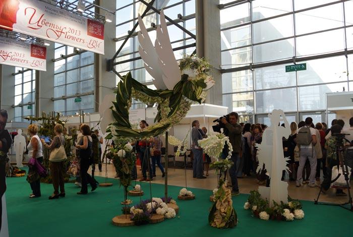 flowers ipm выставка 2013