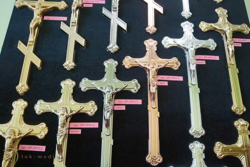 фурнитура для гробов крестов