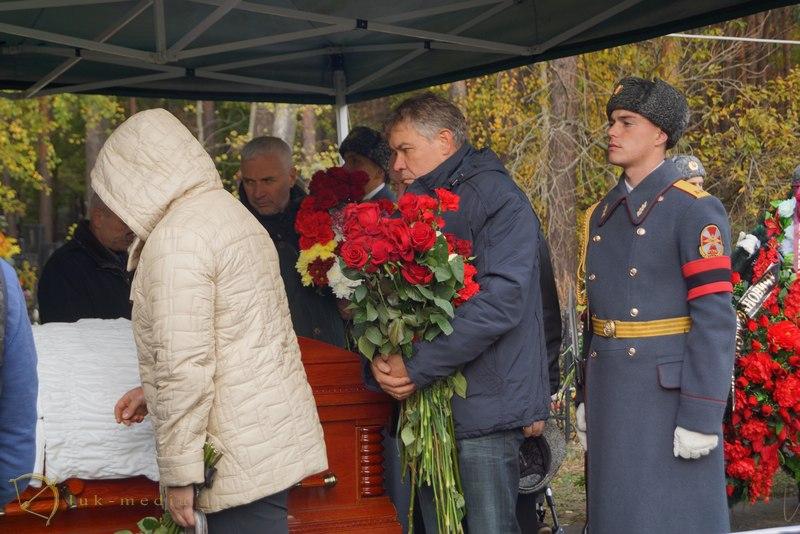 похороны государева виктора ивановича