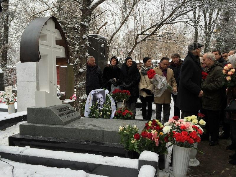 открытие памятника яковлеву