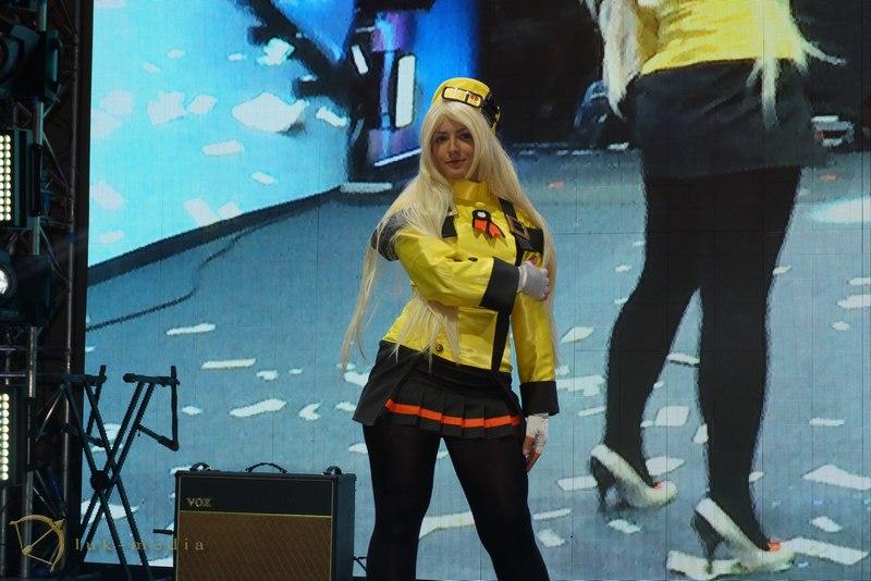 косплей дефиле Comic Con Russia 2015