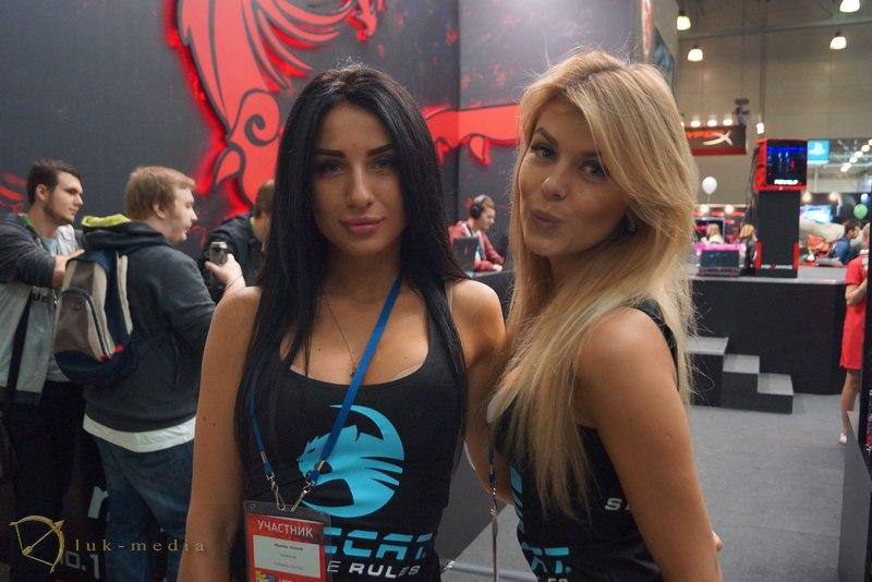 выставка игромир 2015