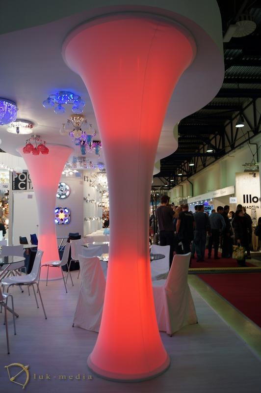 Interlight Moscow 2014 официальное открытие