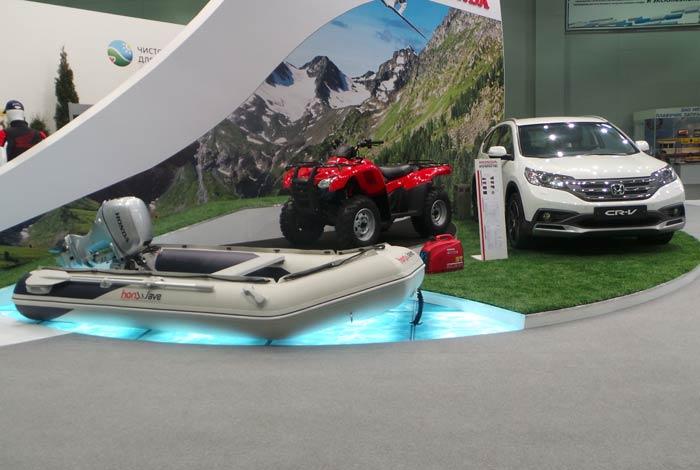 выставка катера и яхты 2013 в москве