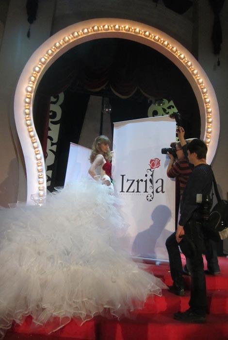 свадебная выставка королевство свадеб 2013