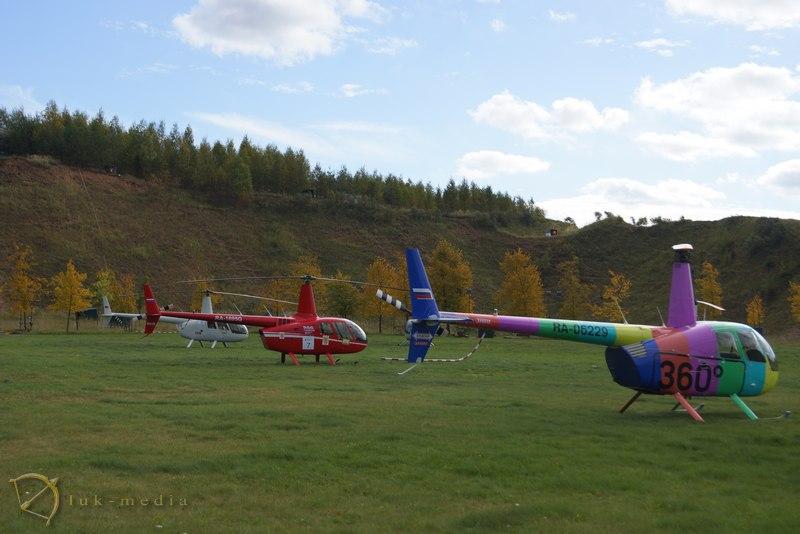 вертолетный триатлон кубок миля 2015