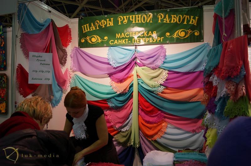 выставка ярмарка ладья зимняя сказка 2014 фото