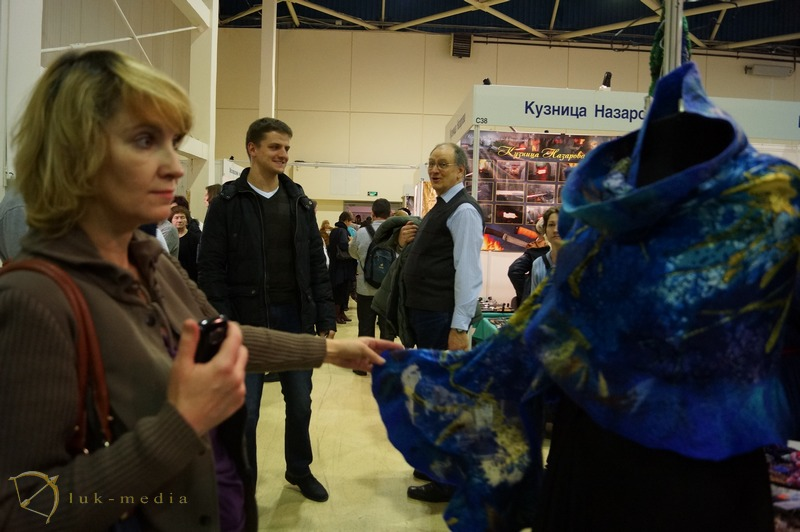 ладья выставка 2014