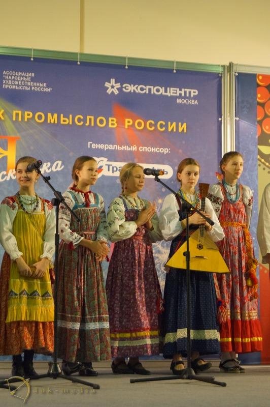выставка зимняя ладья 2014