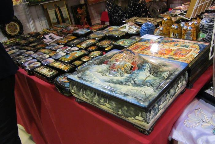 выставка ярмарка народных промыслов ладья 2013