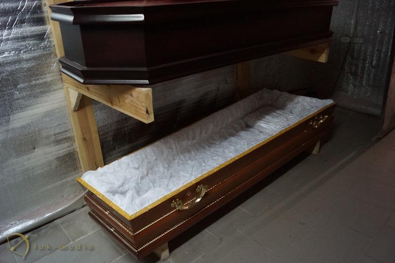 лимоко производство гробов