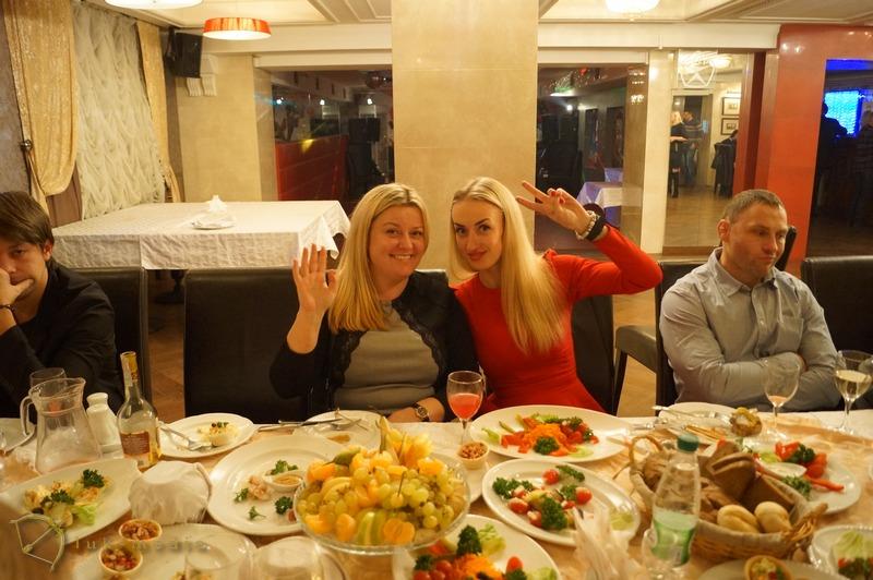 ритуальная выставка в Минске 2014 фуршет фото