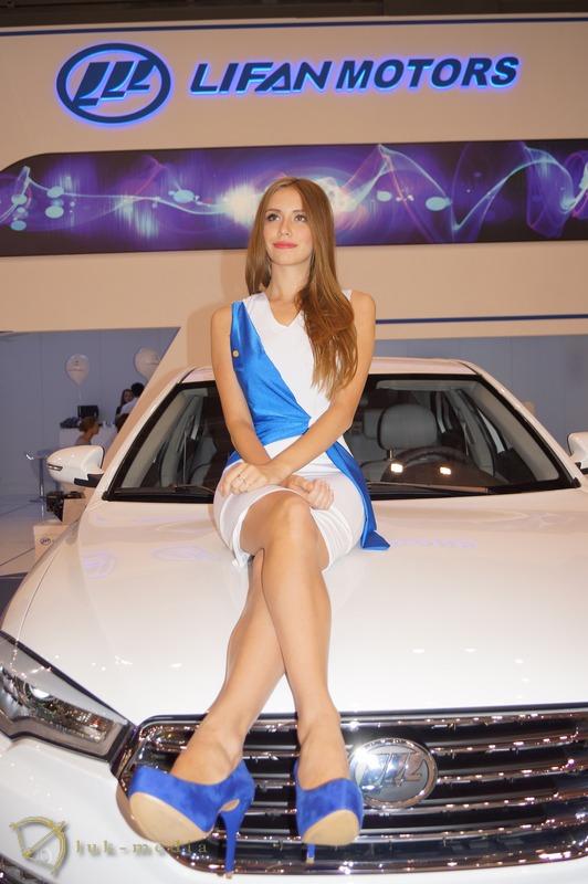 московский международный автомобильный салон 2014 фото