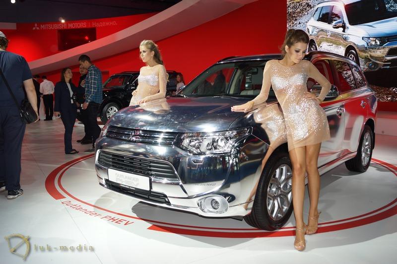 московский автосалон интеравто 2014