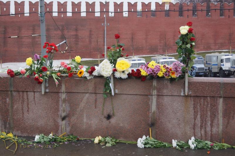 убийство бориса немцова фото
