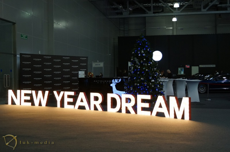 Новогодний Фестиваль New Year Dream 2014 фото