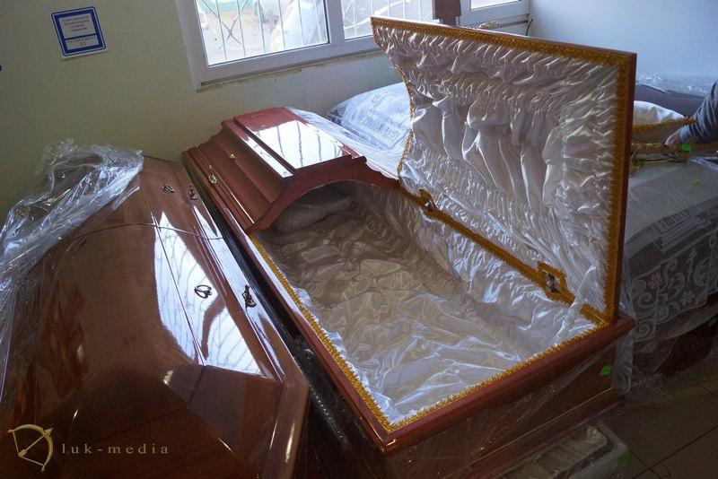 перевозка тел умерших Ритуал-NVR