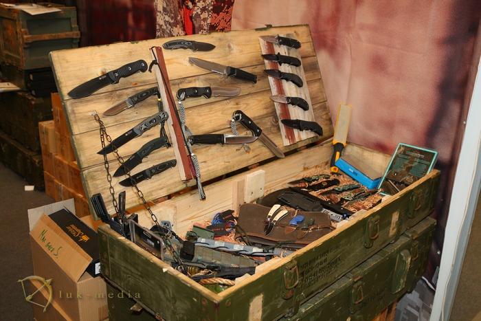 выставка охота и рыболовство на руси ввц