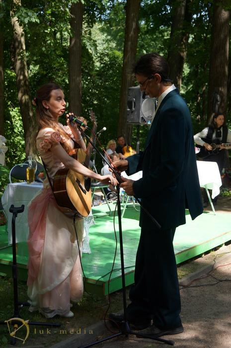 Пушкинский праздник поэзии в Остафьево фото видео