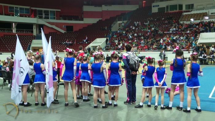 турнир по черлидингу 2014 фото