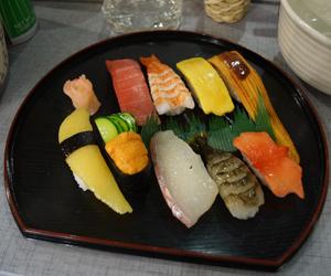 реклама суши в стихах