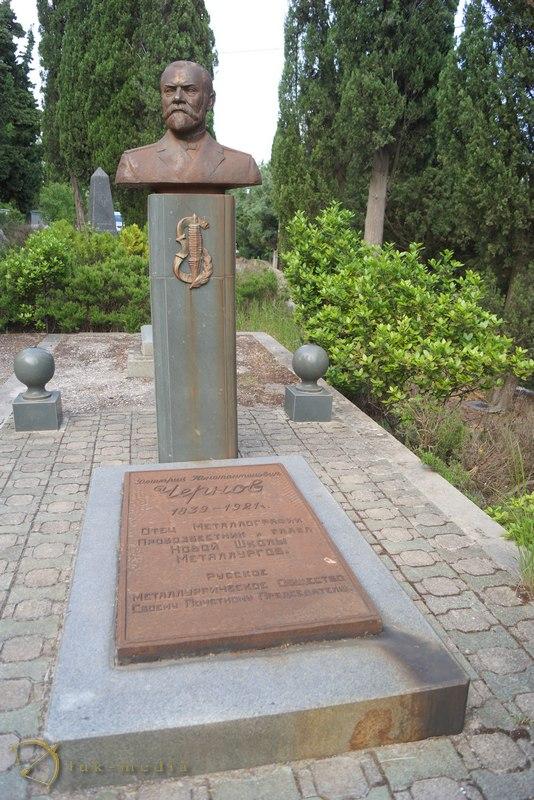 поликуровский мемориал ялта