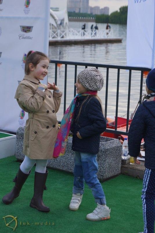 бизнес-регата Skolkovo 2016