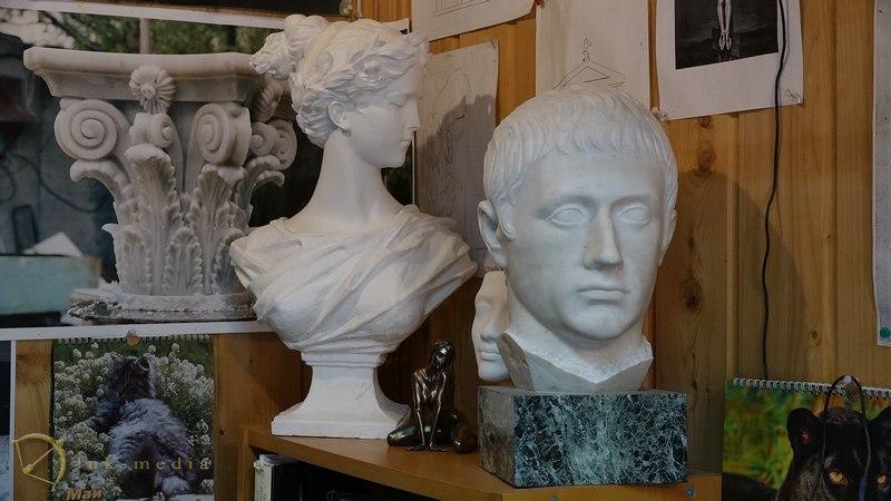 Скульптура Декор