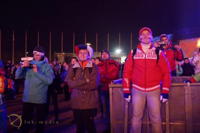 олимпийский парк сочи фото