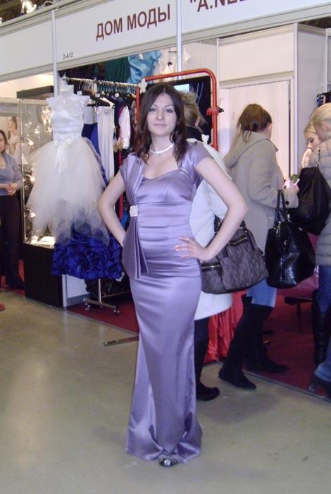 свадебная, вечерняя мода и аксессуары