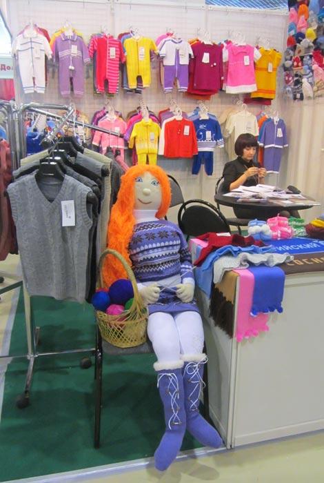 выставка текстильлегпром 2013