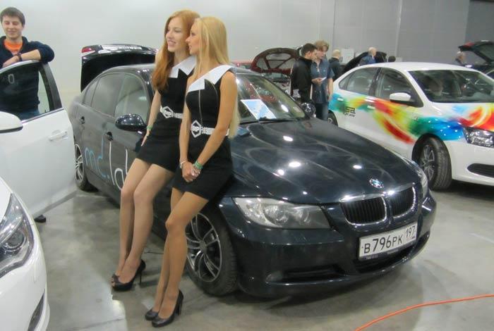 московское тюнинг шоу 2013