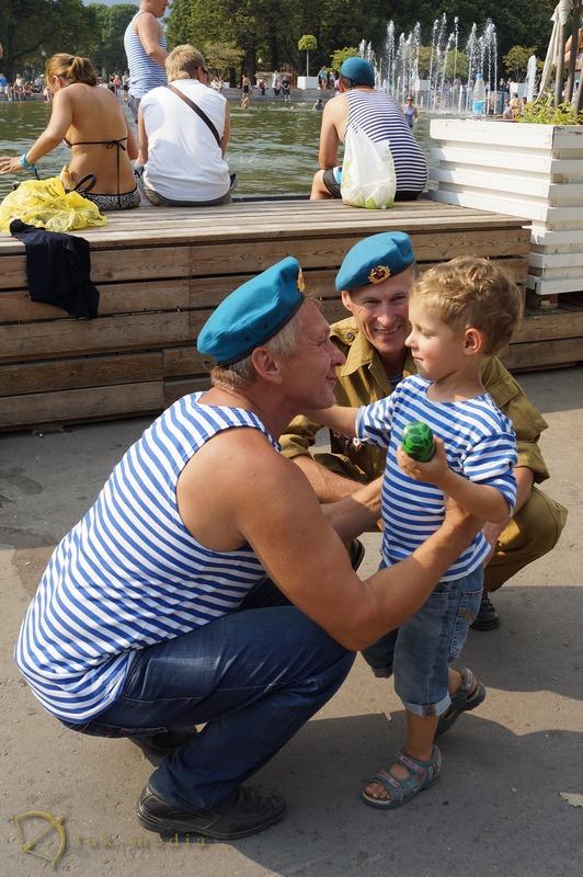 день вдв москва 2014 фото