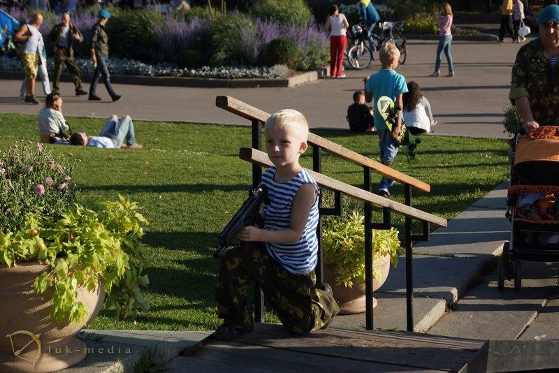 день вдв в парке горького 2015