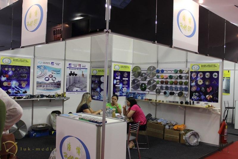 выставка Vitoria Stone Fair 2016
