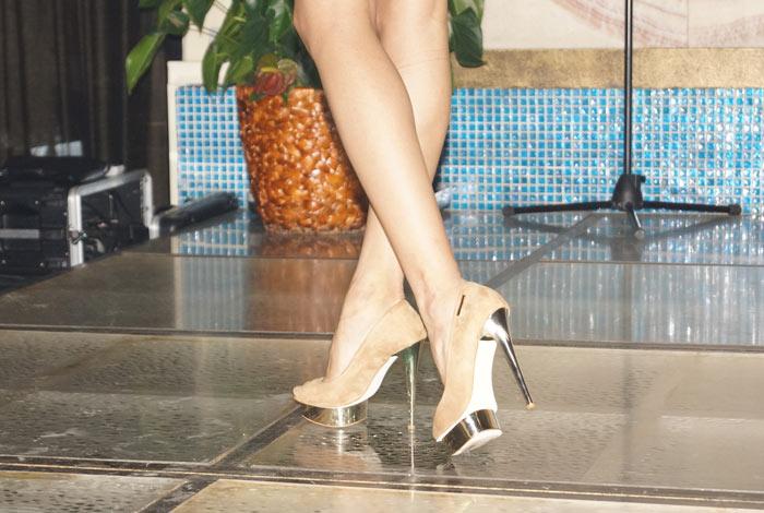 показ обуви Юлии Волковой
